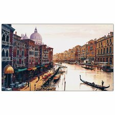 """Venice"" by Hava Painting Print on Canvas"