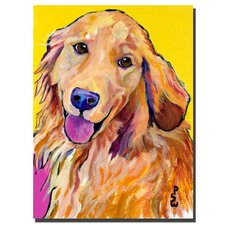 """""""Molly"""" by Pat Saunders-White Painting Print on Canvas"""