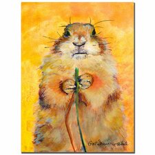 """""""Target"""" by Pat Saunders-White Painting Print on Canvas"""