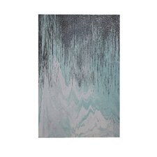 """""""Abstracted Chervon"""" by Blakely Bering Painting Print on Wrapped Canvas"""