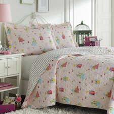 Fun Fairies Quilt Set