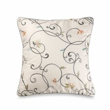 Berkley Embroidered Decorative Throw Pillow