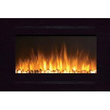 Forte Recessed Electric Fireplace
