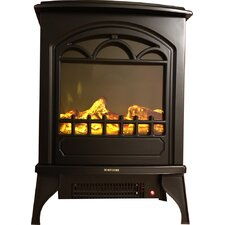 Forge Free Standing Electric Fireplace