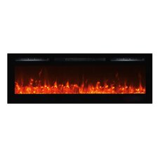 The Sideline72™ Touchstone's Recessed Electric Fireplace