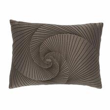 Mercer Spiral Embroidery Lumbar Pillow