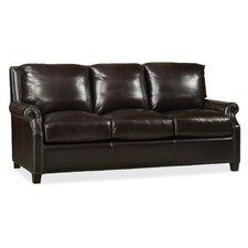 Kingston Leather Sleeper Sofa
