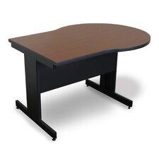"Vizion 48"" x30"" Keyhole Classroom Table"