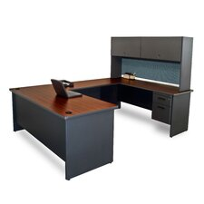 Pronto U-Shape Executive Desk