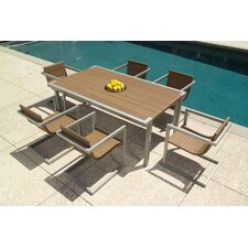 All-Weather Sheridan 7 Piece Dining Set