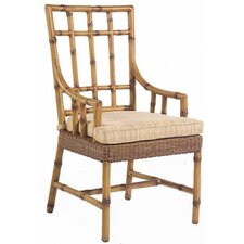 South Terrace Dining Arm Chair with Cushion