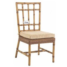 South Terrace Dining Side Chair with Cushion