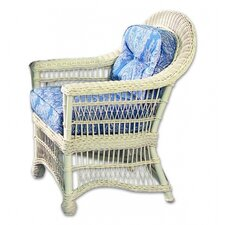 Cottage Dining Arm Chair with Cushion