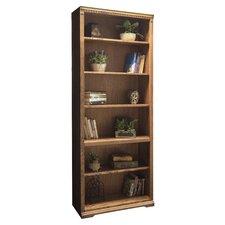 """Scottsdale Oak 84.13"""" Standard Bookcase"""