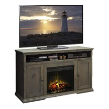 Greyson TV Stand with Electric Fireplace