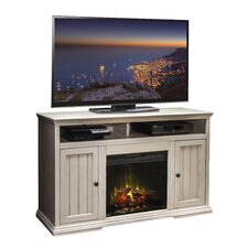 Riverton TV Stand with Electric Fireplace