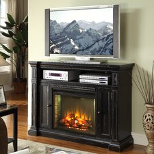 Manchester TV Stand with Electric Fireplace