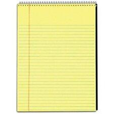 60 pt. Docket Legal Pad Wirebound Notebook (Set of 12)
