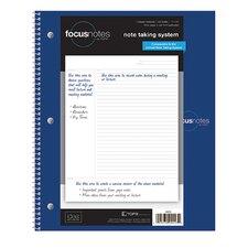 """11"""" x 9"""" Focus Notes Book"""