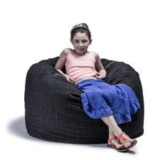 Denim 3' Bean Bag Chair