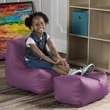 Juniper Kids Chair and Ottoman