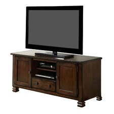 Washington TV Stand in Chestnut