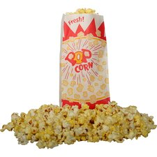 Burst Design Popcorn Bag (Set of 1000)