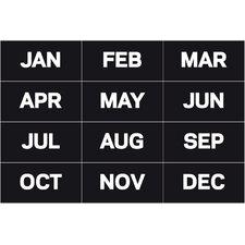 Calendar Magnetic Tape
