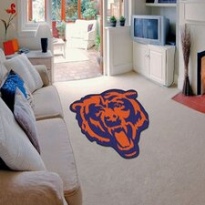 NFL Chicago Bears Mascot Doormat