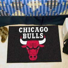 NBA Chicago Bulls Starter Doormat