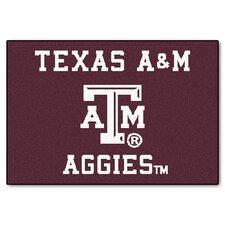 Collegiate Texas A&M Starter Area Rug