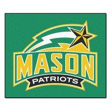 Collegiate George Mason Tailgater Outdoor Area Rug