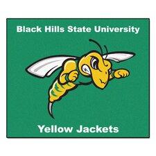 Collegiate Black Hills Tailgater Outdoor Area Rug