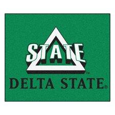 Collegiate Delta State University Tailgater Outdoor Area Rug