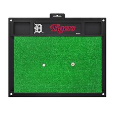 MLB Detroit Tigers Golf Hitting Doormat