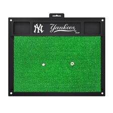 MLB New York Yankees Golf Hitting Doormat