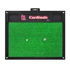 MLB St. Louis Cardinals Golf Hitting Doormat