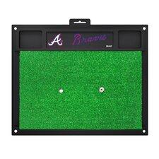 MLB Atlanta Braves Golf Hitting Doormat