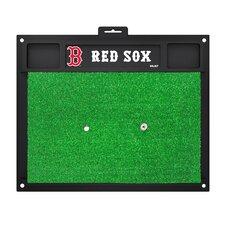 MLB Boston Red Sox Golf Hitting Doormat