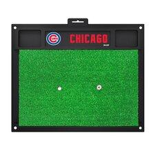 MLB Chicago Cubs Golf Hitting Doormat