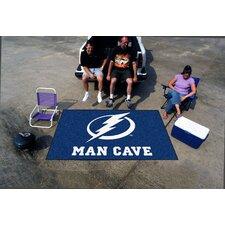 NHL Blue Area Rug