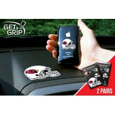 NFL Get a Grip Mat (Set of 2)