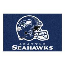 NFL Seattle Seahawks Starter Doormat