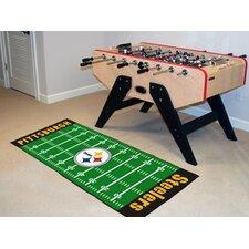 NFL Pittsburgh Steelers Footrun Doormat