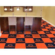 "NFL Team 18"" x 18"" Carpet Tile"