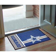NFL Dallas Cowboys - Uniform Inspired Starter Doormat