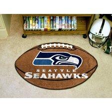 NFL Seattle Seahawks Football Doormat