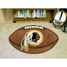 NFL Washington Redskins Football Doormat