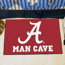 Collegiate University of Alabama Man Cave Starter Area Rug