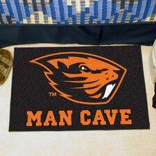 Collegiate Oregon State University Man Cave Starter Area Rug